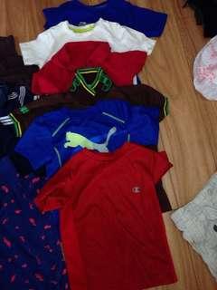 Children tee shirts