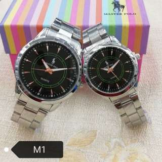MASTER POLO COUPLE SET WATCHES