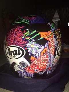 Arai Helmet ram4 copy ori