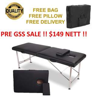 Portable Massage Bed / Foldable Massage Bed