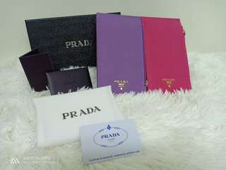 PRADA WRISLET PURSE ( HIGH QUALITY)