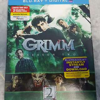 Grimm: Season Two