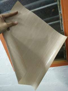 Teflon sheet for heat press