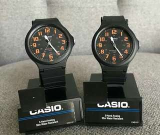 Casio Easy to Read Watch MW240-4BV