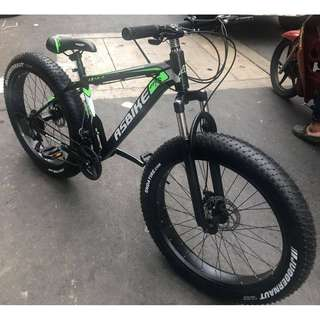 Asbike Fat Wheel Bicycle Mountain Bike