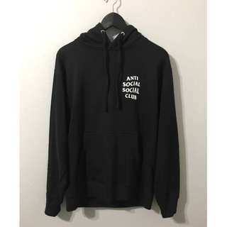 ASSC Mind Games Hoodie (Black) - Medium