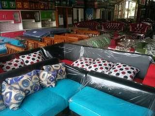 Sofa Ruang Tengah Murah Bisa Kredit Tanpa DP