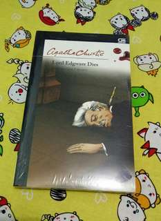 Agatha Christie Novel 25 Rb