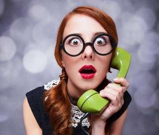 Telephone Surveyors Wanted!