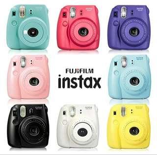 Fujifilm Instan Mini Polaroid