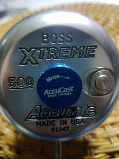 Accurate Boss BX2-500