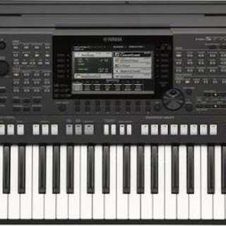 Keyboard Yamaha PSR S770 Bisa Cicilan Pakai Home Credit DP 0%