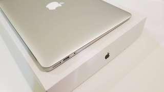 2014 客製8G Macbook Air 13吋 8G/128G 功能正常 機子9成9新附保護殼