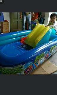 Slide pool offer