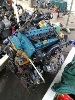 Enjin Yrv Turbo