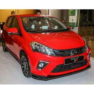 NEW Perodua MyVi 1.5AV (A) 2018- No GST, 2.8%, GIFT, FULLOAN