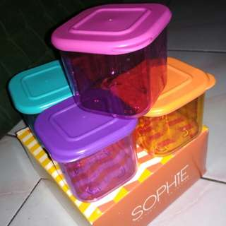Rocha Spice Countainer