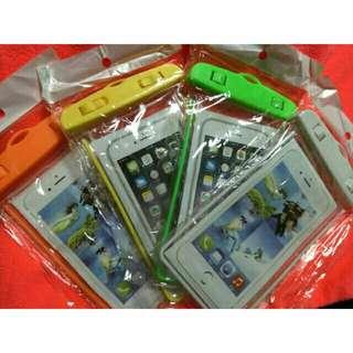 防水袋 夜光手機防水袋 6吋以下 通用 蘋果 三星 SONY HTC LG 手機袋 游泳 防水套
