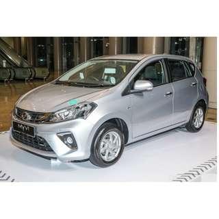 NEW Perodua MyVi 1.3X (A) 2018- No GST, 2.9%, GIFT, FULLOAN