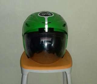 Helm Grab Bike Versi Lama