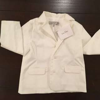 ORIGINAL Baby Dior White Blazer