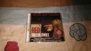 Taylor Swift Red Karaoke