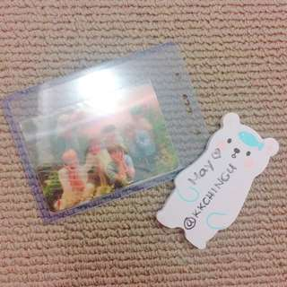 BTS Special Photocard