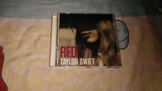 Taylor Swift Red Standard