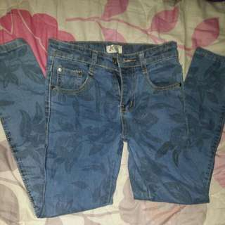 Faded Jeans (RM19 incl postage for SM M'sia)