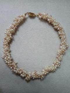 淡水珍珠頸鍊