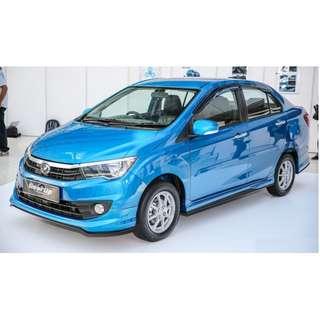 NEW Perodua Bezza 1.3AV (A) 2018- No GST, 2.9%, GIFT, FULLOAN