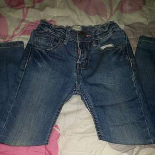 Padini faded jeans (RM19 incl posatge for SM Msia)