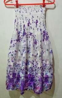 Shapes Tube Dress