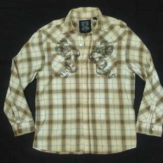 Vintage guess western shirt like new