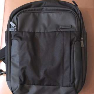 Ransel bodypack hitam