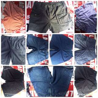 Mens shorts from Ukay Bale (Take all for only 800.00)