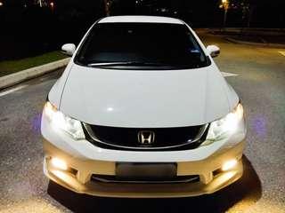 Honda Civic FB 2.0 2015