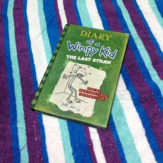 DIARY OF THE WIMPY KID HARD BOUND