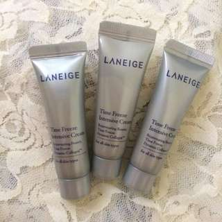 Laneige time freeze intensive care