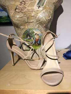 BNWT Strappy Heels