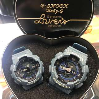 G-shock Couple Watch