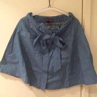 Princess Highway Denim Skirt - Size 12
