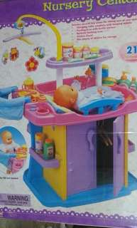 Nursery Center Set