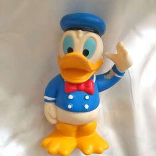 Donald Duck Coin Bank
