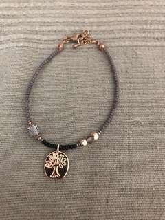 Tree pendant bracelet