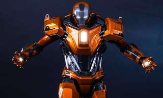 Hot Toys Iron Man Mark XXXVI - Peacemaker (limited Edition)