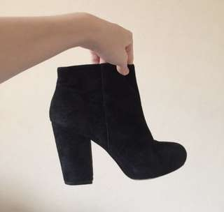 Wittner Boots Size 36