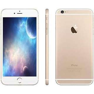 Iphone 6 32 gb factory unlocked . 1 month used