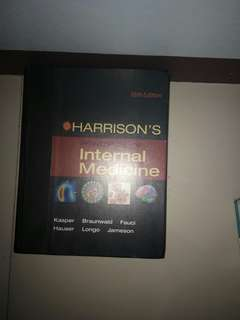 Harrison's principles of intern medicine