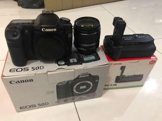 canon eos 50D(fullset)